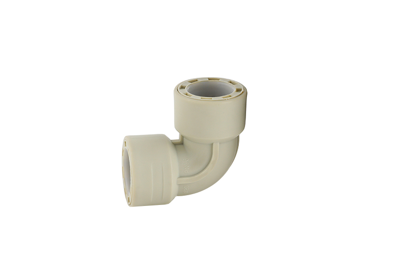 PP elbow supplier